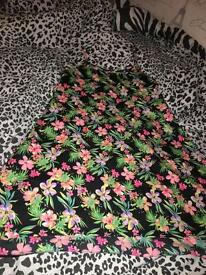 Peacocks dress