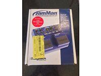DigiTech Jamman Looper and Phrase-Sampler Pedal Guitar DJ Live Performance