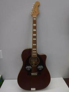 Fender Jimmy Dale Acoustic/Electric - We Buy and Sell Pre-Owned Guitars - 116270 - Je627405