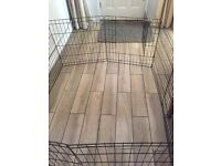 Large puppy pen