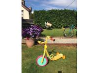 Macapaca's ogpog toddler scooter FREE -NOW GONE