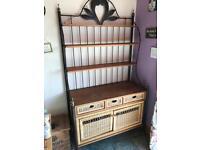 Grange Matching Dresser, Oak Dining Table & 4 chairs