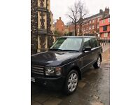 Land Rover Range Rover vogue, 4.4 v8 excellent condition great spec