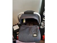 Vib infinity 3 in 1 travel system
