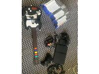 ps2 slim, 19 games, memory card, 1 controller
