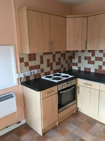 Newark town centre one bedroom flat to let.