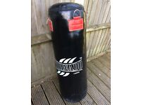 Tornado Punch bag, used