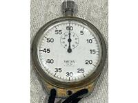 Vintage SMITHS 7 Jewels Swiss Mechanical Move, Stop Watch in working order