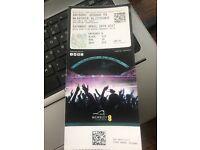 1 x Anthony Joshua v Klitschko Ticket. Block 119, Row 10. £150
