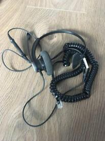 Plantroincs headphone with phone connector