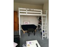 IKEA STORA double loft/bunk bed frame. OFFERS ACCEPTED!