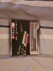 G Skill Trident Z RGB 3866mhz 16GB ram DDR4 (8gb x 2)