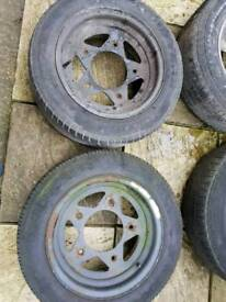Beetle Wheels