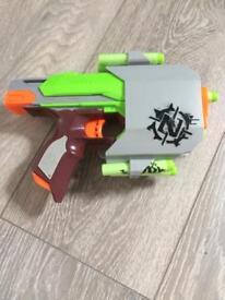 Nerf Guns + Bullets + Slingshots