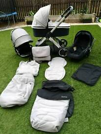 Oyster 2 Travel System and Accessories