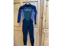 Neptune 3mm Wetsuit Age 10to 12 yrs