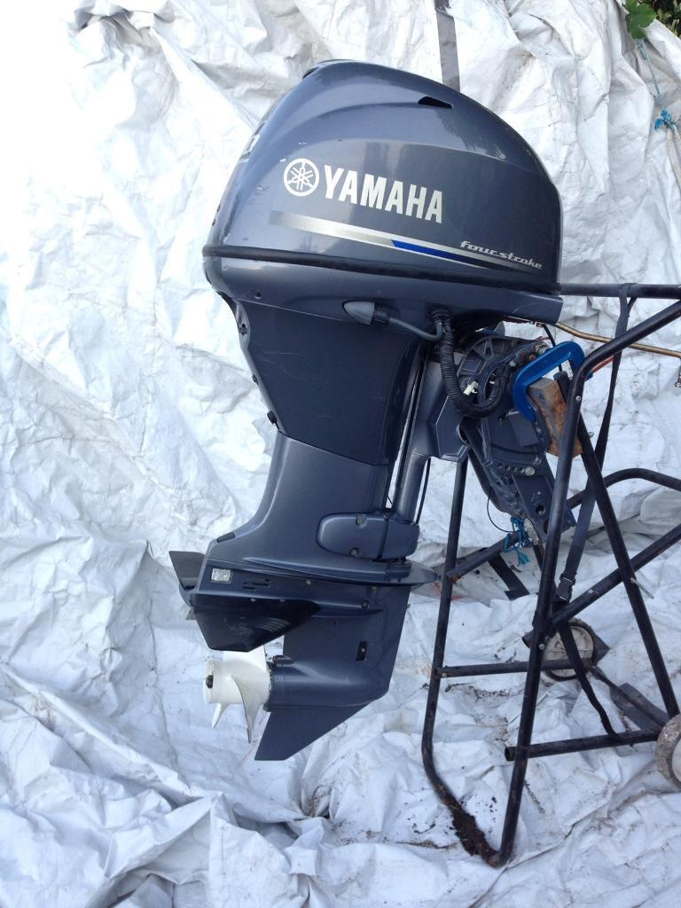 Yamaha outboard 30 hp fuel injection four stroke power for 30 hp yamaha outboard