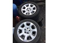 Mercedes alloys wheels Vito