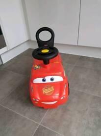 Cars Lightening McQueen ride-on