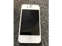 iPhone 4s silver 8GB