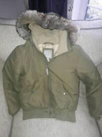 Bench coat age 9-10yrs