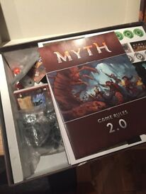 Myth 2.0 board game brand new