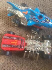 Hotwheel Extreme x 2