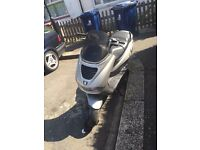 50cc Peugeot elyseo for sale - MAY SWAP?