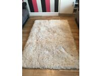 New cream rug Collection only