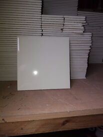 Johnson gloss 150 x 150 Beige wall tiles