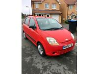Chevrolet Matiz, 1.0, 2006, Mot'd, 5 Door, Full Service History, Good Little Car...