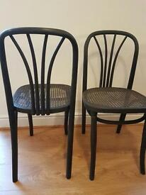 Retro/vintage bentwood chairs