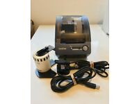 Brother P-Touch QL-500 Label Printer