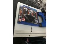 Playstation 4 With Black ops 3 + Gta 5
