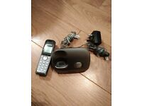 Panasonic expandable phone