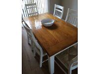 Multiyork Dining Table & 6 chairs