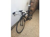 Carrera Zelos Limited Edition 2013 Men's Road Bike (with extras). £150 (Bought for RRP: £300)