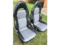 Toyota Celica T Sport Seats Front and Back