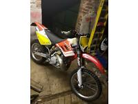 Gasgas 250ec Enduro road registered