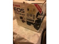 Cannon EOS 500 N Kit