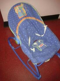 Fisher Price Infant to Toddler Rocker & Seat