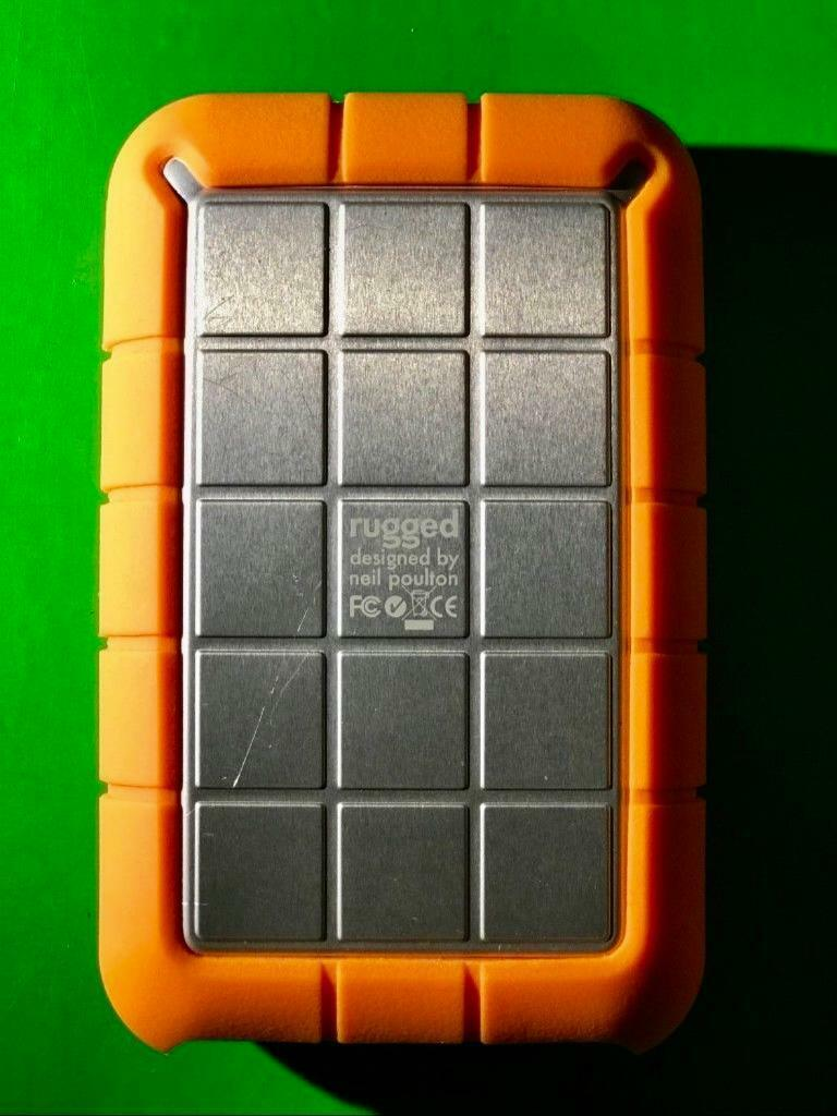 Lacie Rugged Triple 1tb Firewire 800 Usb 2 0 Portable External Hard Drive In Kilburn London Gumtree