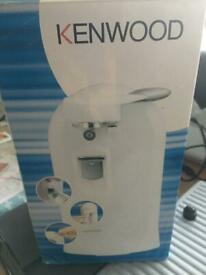 Kenwood knife sharpener can and bottle opener