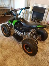 36v electric quad