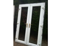 french doors too good to scrap