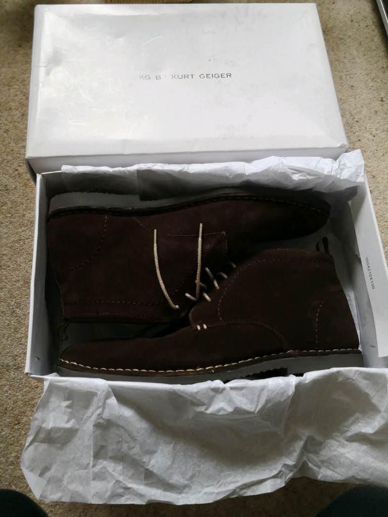 Kurt Geiger mens shoes
