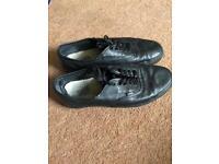 Vans Authentic Leather size 10 for sale  Essex