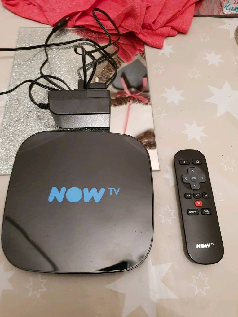 NOW TV freeview box