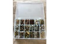 job lot of beads and findings and much more