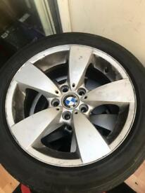 Bmw 17 Inch alloy wheels